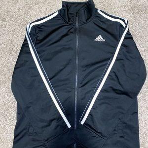 adidas track zip up jacket